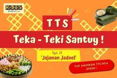 TTS - Teka-Teki Santuy Ep. 11 Jajanan Jadoel