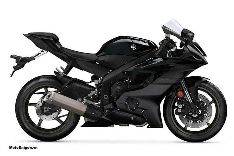 Yamaha R1 dan R6 dengan spesifikasi balap dijual untuk umum