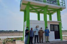 Cargill Bangun Sumur Bor dan Tower Air untuk Warga Manyar Sidorukun