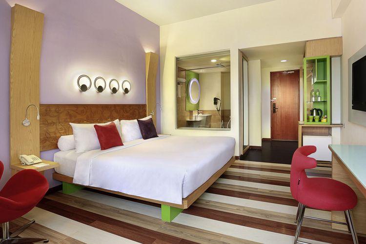 Hotel di sekitar Malioboro - Kamar tipe Superior di ibis Styles Yogyakarta, Yogyakarta.