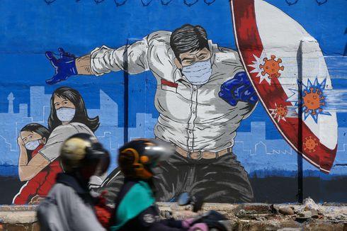 UPDATE: Tepat 6 Bulan, Kasus Covid-19 di Indonesia Capai 180.646
