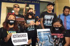 Penangguhan Penahanan Ditolak Polisi, Jerinx dan Istrinya Kecewa