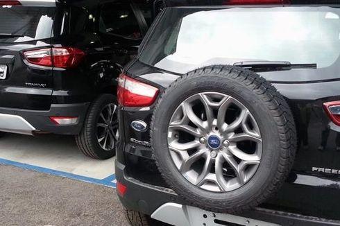 """Ford EcoSport Makin Keren Tanpa """"Konde"""""""
