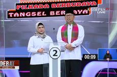 Debat Pilkada Tangsel: Azizah-Rohama, Politik Pohon Kelor dan Sindiran Kota Otopilot
