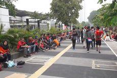Jakmania Mulai Ramaikan GBK Jelang Persija vs Mitra Kukar