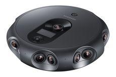 Samsung 360 Round, Kamera 360 Derajat dengan 17 Lensa