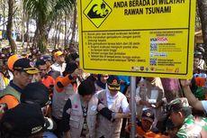 BNPB Ingatkan Tsunami Besar Masa Lalu Dapat Terulang