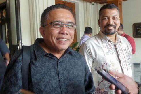 Bertemu Wiranto, Irwandi Yusuf Sampaikan Situasi Aceh Pasca-Pilkada