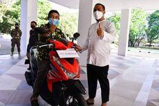 Kisah Kakek Safaruddin, Dapat Hadiah 2 Motor Usai Bersepeda 15 Km demi Divaksin