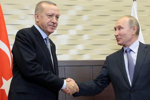 Konflik Suriah: Turki dan Rusia Umumkan Gencatan Senjata