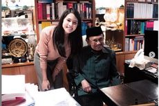 Maudy Ayunda, Ainun Muda yang Kehilangan Sosok BJ Habibie