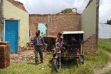 Derita Korban Puting Beliung, Rumah Buruh Bangunan Ini Dibangun 2 Tahun, Hancur dalam 15 Menit