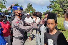 Wisatawan Pantai Pangandaran yang Tak Pakai Masker Akan Dikeluarkan