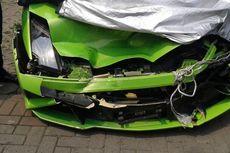Kecelakaan saat Bawa Lamborghini, Hotman Paris Diperiksa Polisi