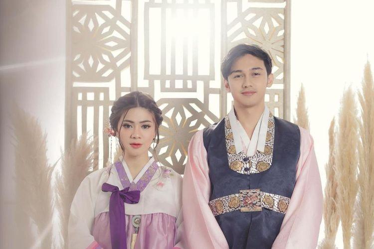 Felicya Angelista bisa video call dengan Song Joong Ki berkat sang suami, Caesar Hito.
