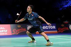 Atasi Jorgensen, Jonatan Christie Lawan Chen Long di Malaysia Masters