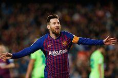 Barcelona Beruntung Miliki Lionel Messi sebagai Kapten Tim