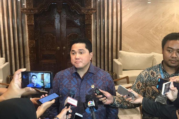 Ini Alasan Erick Thohir Copot Komisaris Independen Pupuk Indonesia