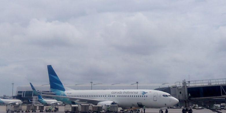 Garuda Turunkan Harga Tiket Jakarta Padang Sebesar 40 Persen
