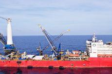 Spesifikasi Timas 1201, Kapal SKK Migas yang Bakal Bantu Evakuasi KRI Nanggala-402