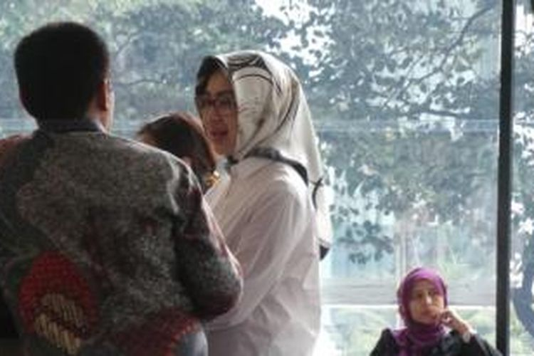 Wali Kota Tangerang Airin Rachmi
