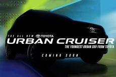 Toyota Urban Cruiser, Rebadge Suzuki Vitara Brezza Siap Meluncur