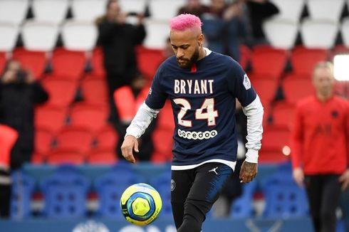 Sosok Kobe Bryant di Mata Neymar