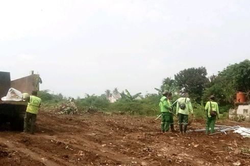 Lahan Pemakaman Baru di TPU Srengseng Sawah Diperkirakan Siap Dipakai Februari