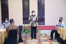 Lukas Enembe Masih dalam Perawatan, Sekda Papua Dance Yulian Flassy Jadi Plh Gubernur