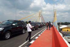 Jembatan Musi IV Palembang Resmi Dibuka untuk Umum