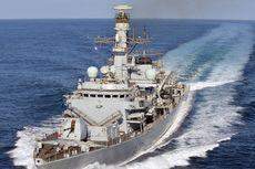 Inggris Kirim Kapal Perang HMS Kent Gabung Koalisi Maritim AS di Teluk