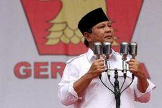 Prabowo Hadiri Peringatan Hari Buruh di Gelora Bung Karno