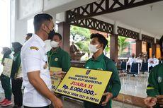 Selain Raih Bonus Uang, Atlet Peraih Medali PON di Tuban Diberi Peluang Jadi Pegawai Pemkab