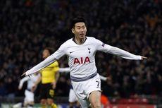 Man United Disarankan Rekrut Son Heung-min daripada Harry Kane