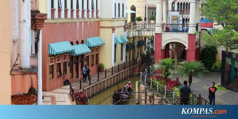 5 Obyek Wisata Bogor Yang Kekinian Halaman All Kompas Com