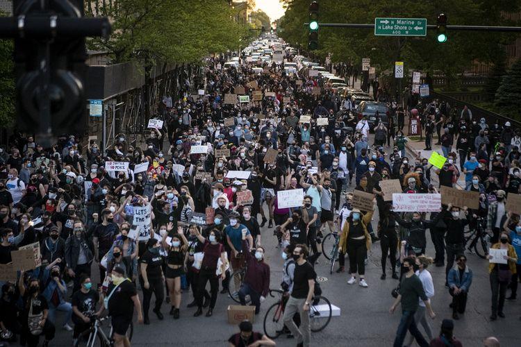 Picu Kontroversi di Demo George Floyd, Apa Itu UU Pemberontakan ...