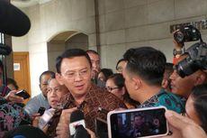 Rabu, Serah Terima Pengganti Sementara Ahok sebagai Gubernur DKI Jakarta