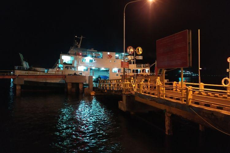 Pelabuhan Gilimanuk, Jembrana, Bali