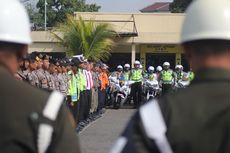 Polisi Siagakan Penembak Jitu di Puncak Cianjur Saat Perayaan Tahun Baru