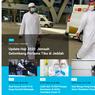 [POPULER TREN] Update Haji 2020 | Semua Kelurahan di Jakarta Masuk Zona Merah