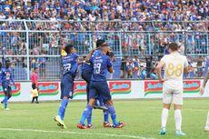 VIDEO - Arema FC Vs PSS Sleman, Singo Edan Gilas Super Elang Jawa 4-0