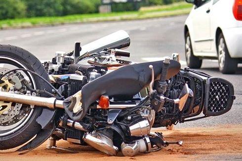 Tabrakan Dua Motor Hindari Jalan Berlubang, 2 Remaja Tewas