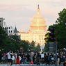 Kerusuhan Demo Kematian George Floyd Mulai Dekati Gedung Putih
