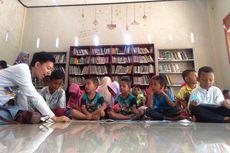 Kerinduan Terdalam Rumoh Baca Hasan-Savvaz, Anak-anak Jauh dari Narkoba (1)