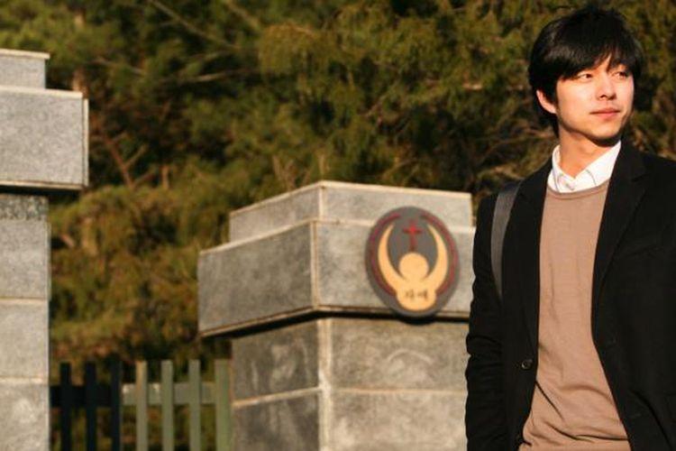 Yoo Gong bermain dalam Do-ga-ni (2011)