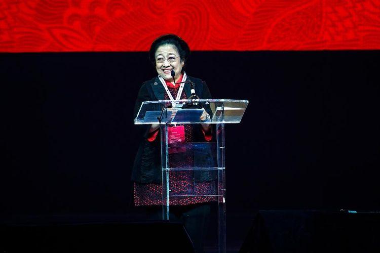 Megawati Apresiasi Kader PDI-P yang Sukses di Daerahnya
