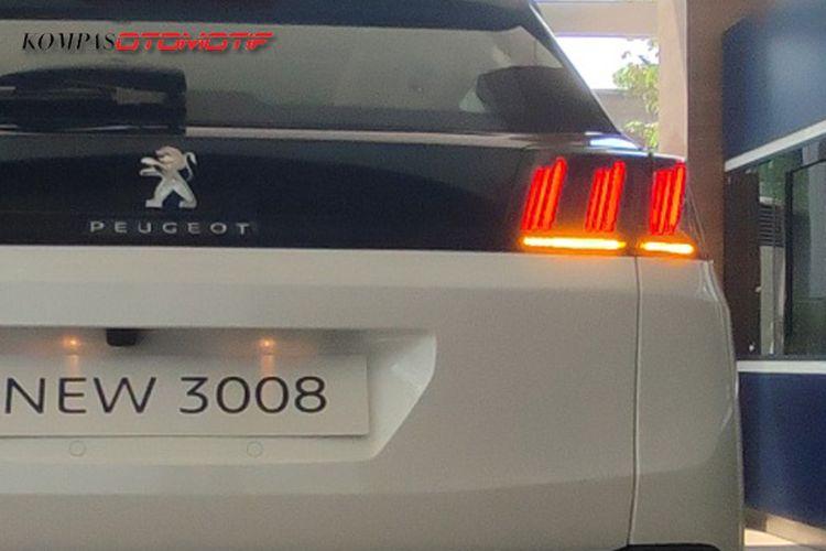 Peugeot 3008 facelift di Indonesia