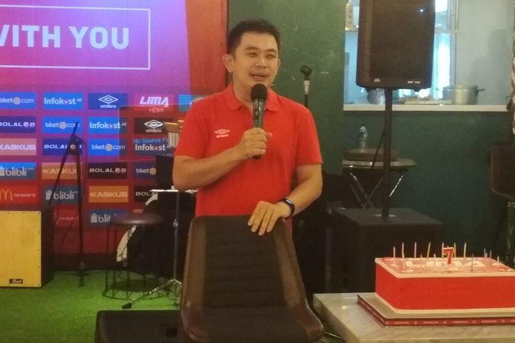 Ryan Gozali. CEO Liga Mahasiswa