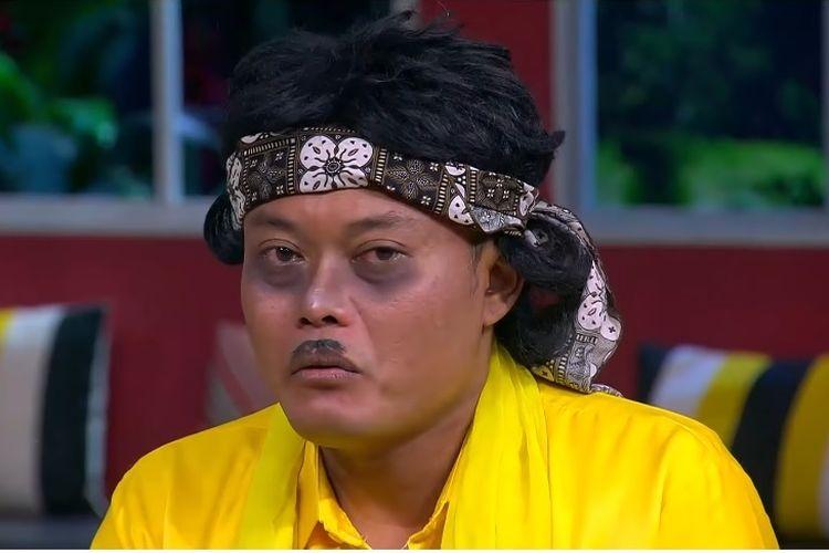 Komedian Sule menangis dalam acara televisi Ini Talkshow.