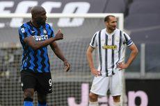 Babak I Juventus Vs Inter Milan, Kisah Dua Cek VAR dan Dua Penalti